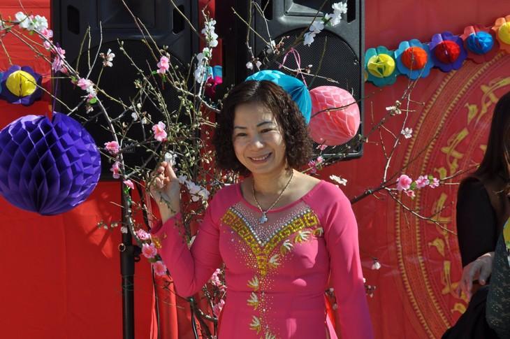 Cộng đồng người Việt tại Síp đón mừng Xuân mới Kỷ Hợi - ảnh 29