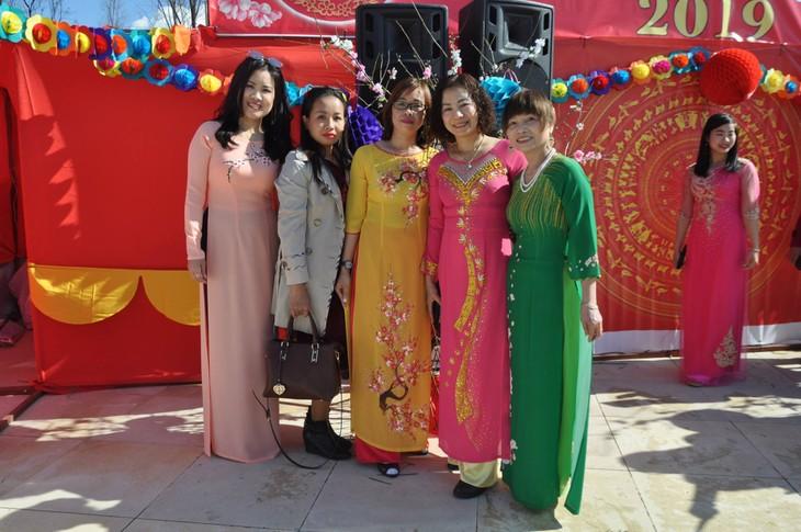 Cộng đồng người Việt tại Síp đón mừng Xuân mới Kỷ Hợi - ảnh 30