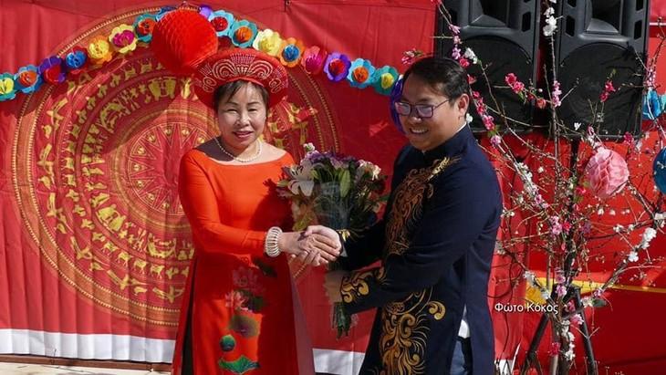 Cộng đồng người Việt tại Síp đón mừng Xuân mới Kỷ Hợi - ảnh 16