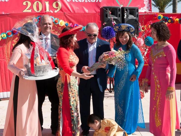 Cộng đồng người Việt tại Síp đón mừng Xuân mới Kỷ Hợi - ảnh 20