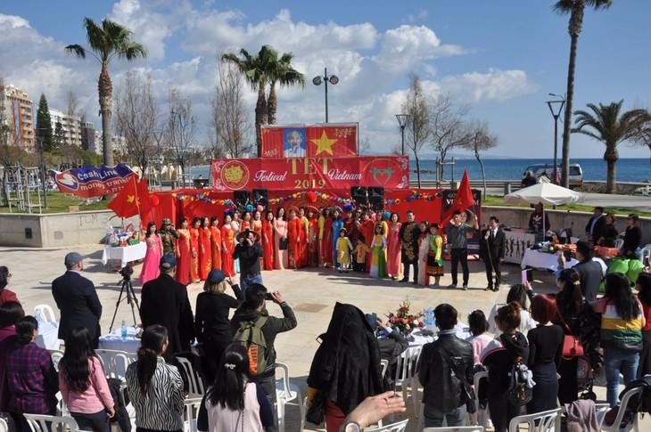 Cộng đồng người Việt tại Síp đón mừng Xuân mới Kỷ Hợi - ảnh 1