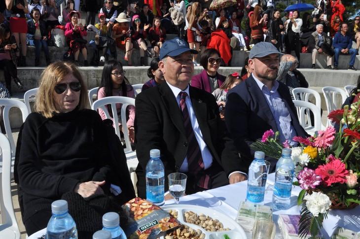 Cộng đồng người Việt tại Síp đón mừng Xuân mới Kỷ Hợi - ảnh 6
