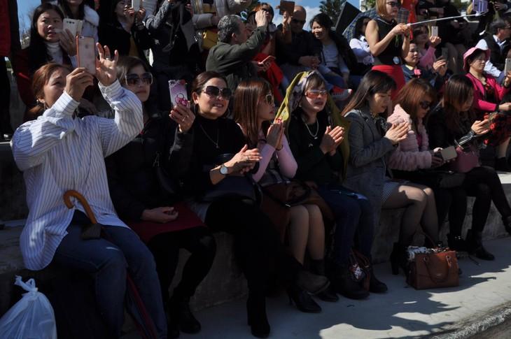 Cộng đồng người Việt tại Síp đón mừng Xuân mới Kỷ Hợi - ảnh 14