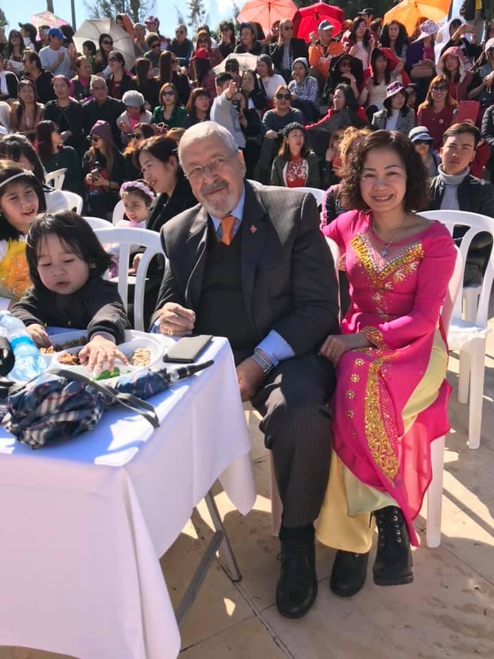 Cộng đồng người Việt tại Síp đón mừng Xuân mới Kỷ Hợi - ảnh 21