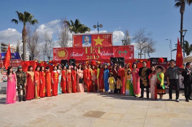 Cộng đồng người Việt tại Síp đón mừng Xuân mới Kỷ Hợi - ảnh 25