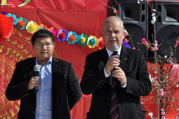 Cộng đồng người Việt tại Síp đón mừng Xuân mới Kỷ Hợi - ảnh 2