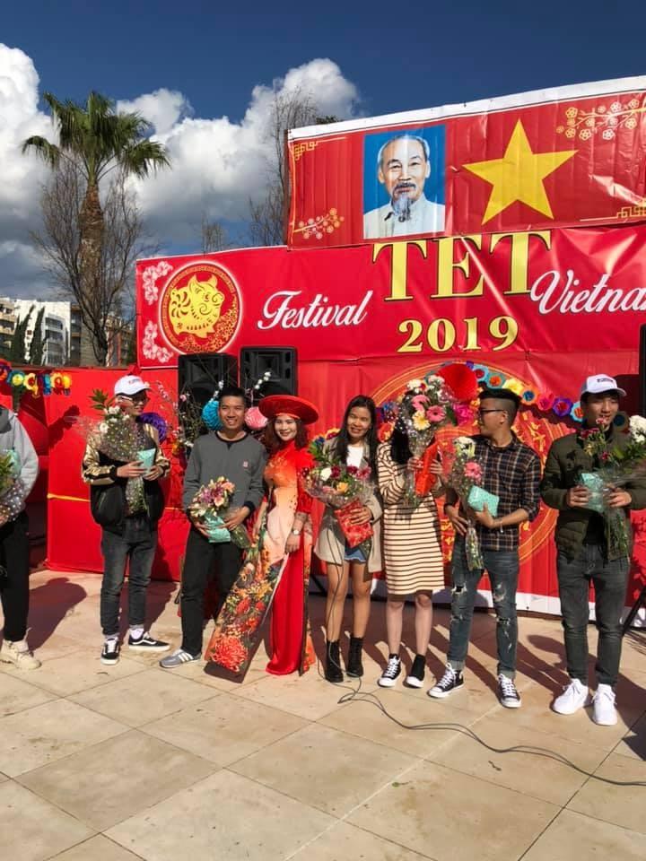 Cộng đồng người Việt tại Síp đón mừng Xuân mới Kỷ Hợi - ảnh 12