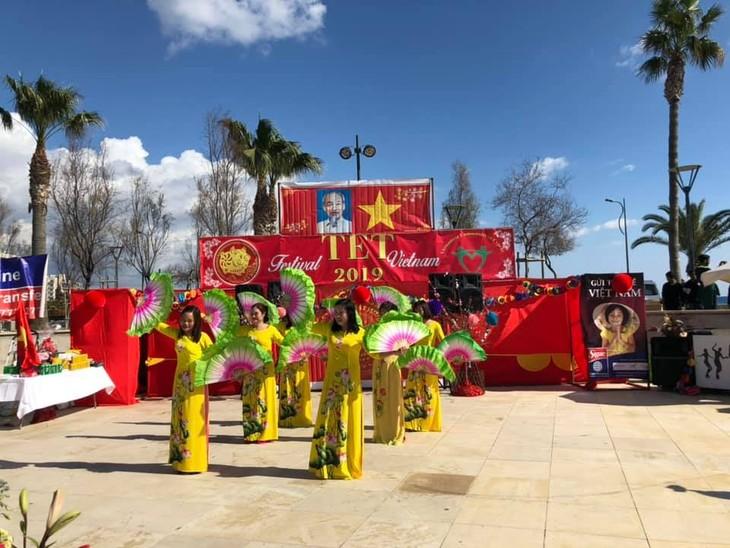 Cộng đồng người Việt tại Síp đón mừng Xuân mới Kỷ Hợi - ảnh 8
