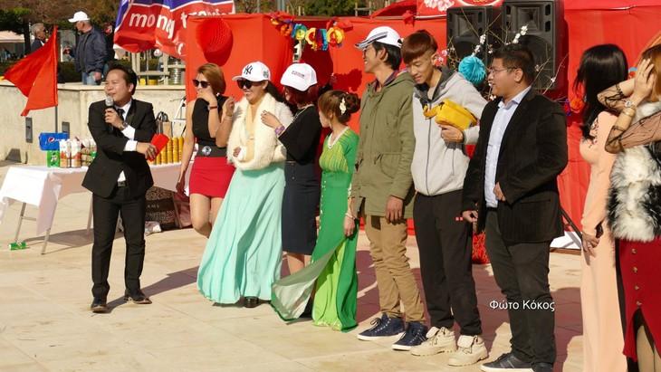 Cộng đồng người Việt tại Síp đón mừng Xuân mới Kỷ Hợi - ảnh 11