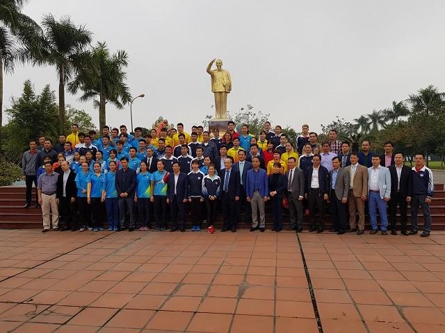 Thể thao Việt Nam phấn đấu giành thành tích cao tại Sea Games 30 năm 2019 - ảnh 1