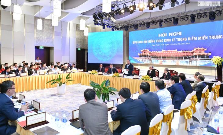 Liên kết vùng để phát triển kinh tế miền Trung - ảnh 1