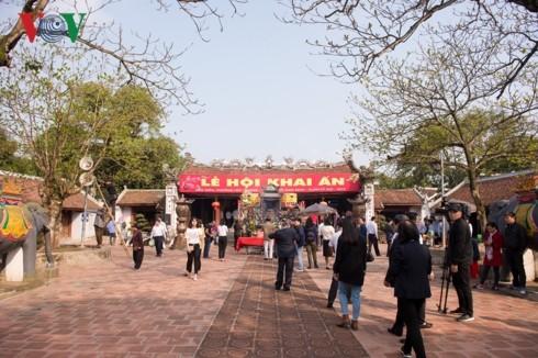 Khai ấn đền Trần - Nam Định năm 2019 - ảnh 1