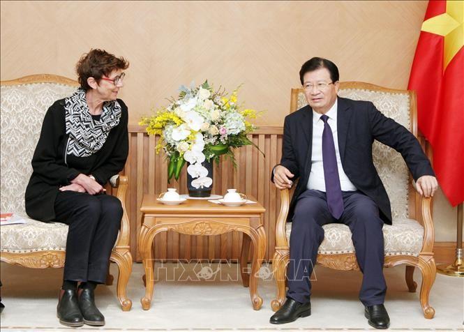 Việt Nam khuyến khích doanh nghiệp Na Uy hợp tác đầu tư tại Việt Nam - ảnh 1