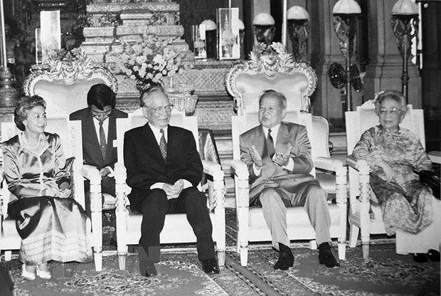 Đại tướng Lê Đức Anh - nhà lãnh đạo quân sự tài ba trong sứ mệnh giải phóng Campuchia khỏi họa diệt chủng Pol Pot - ảnh 1