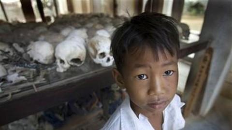 Kí ức bi thương của người vợ Nhật Bản mất chồng, mất con do Khmer Đỏ - ảnh 2