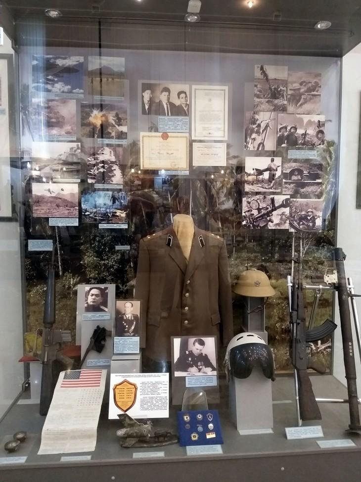 Bảo tàng Nga tôn vinh những người Việt bảo vệ Matxcơva - ảnh 1