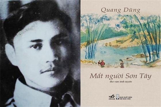 Trang thơ Quang Dũng - Vũ Đình Văn - ảnh 1
