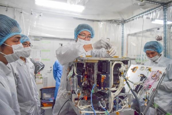 Trung tâm vũ trụ Việt Nam - nơi nuôi dưỡng đam mê nghiên cứu vũ trụ - ảnh 1