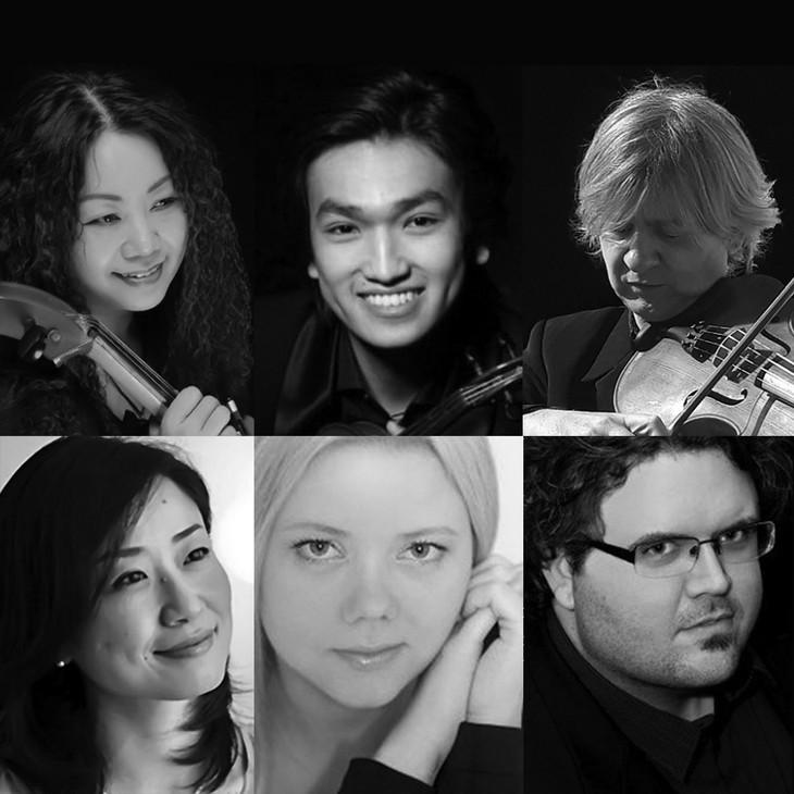 Một hành trình âm nhạc: Hai đêm nhạc đẳng cấp với những tài năng quốc tế - ảnh 1