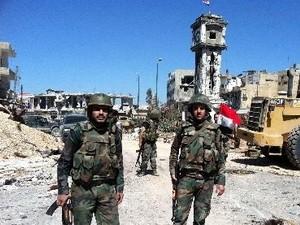ไม่สามารถจัดการประชุมนานาชาติเกี่ยวกับปัญหาซีเรียได้ในเดือนมิถุนายนนี้ - ảnh 1