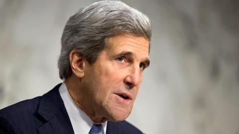 รัฐมนตรีต่างประเทศสหรัฐเลื่อนการเยือนตะวันออกลางเพราะการประชุมหารือปัญหาซีเรีย - ảnh 1