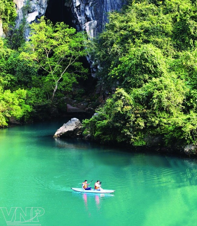 จังหวัด กว๋างบิ่ง(Quảng Bình) - จุดนัดพบของนักท่องเที่ยวในภาคกลางเวียดนาม - ảnh 8