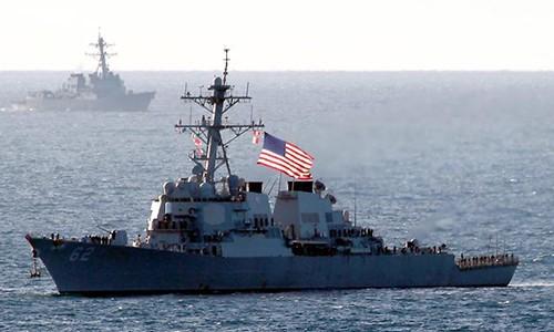 วุฒิสภาสหรัฐอนุมัติมติเกี่ยวกับความมั่นคงทางทะเล - ảnh 1