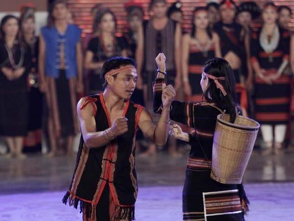 หมู่บ้านวัฒนธรรมและการท่องเที่ยวชนกลุ่มน้อยเวียดนามจะเข้าร่วมงานเทศกาลเวียดนาม ณ อังกฤษ - ảnh 1