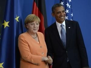 สหรัฐถือความสัมพันธ์กับยุโรปเป็นเสาหลักในนโยายต่างประเทศ - ảnh 1