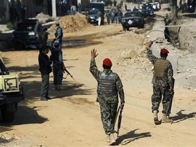 กลุ่มตาลิบันทำการโจมตีใส่ทำเนียบประธานาธิบดีอัฟกานิสถาน - ảnh 1