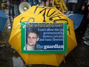 ข่าวกรณีนายเอ็ดเวิร์ด สโนว์เดน ที่เปิดโปงโครงการสอดแนมของรัฐบาลสหรัฐ - ảnh 1