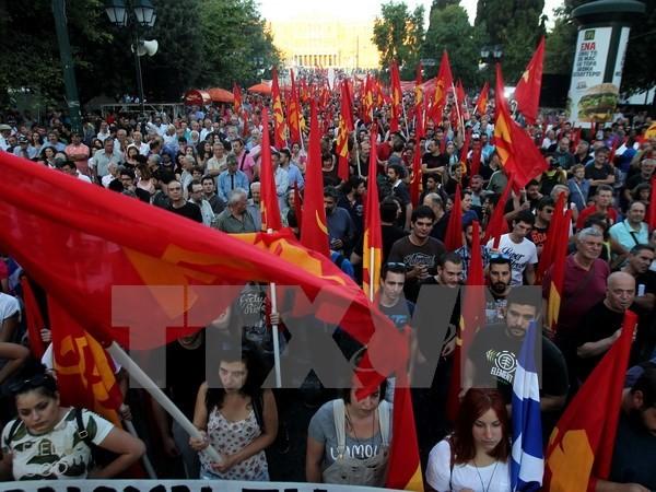 EFSF ประกาศอย่างเป็นทางการว่า กรีซไม่สามารถชำระหนี้ได้ - ảnh 1