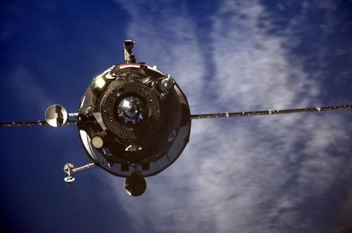 ยาน Progress-M28M เข้าเทียบสถานีอวกาศนานาชาติ สำเร็จ - ảnh 1