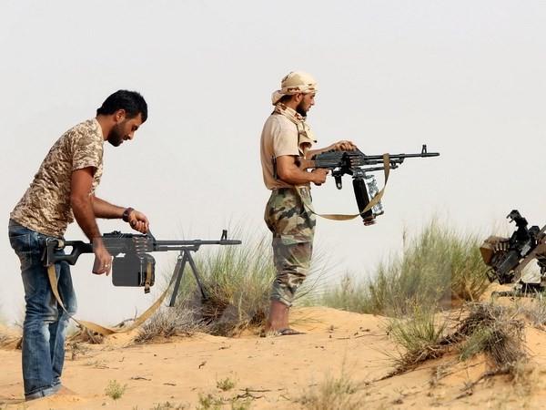 รัฐสภาของฝ่ายมุสลิมในลิเบียปฏิเสธข้อเสนอสันติภาพของสหประชาชาติ - ảnh 1
