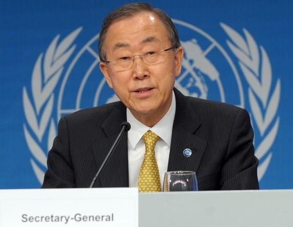 สหประชาชาติและสหรัฐประณามเหตุระเบิดนองเลือดในอิรัก - ảnh 1