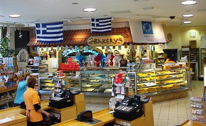 กรีซเริ่มปรับขึ้นภาษีมูลค่าเพิ่ม - ảnh 1