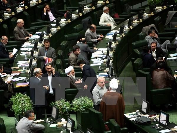 รัฐสภาอิหร่านจัดตั้งคณะกรรมาการพิเศษเพื่อพิจารณาข้อตกลงนิวเคลียร์ - ảnh 1