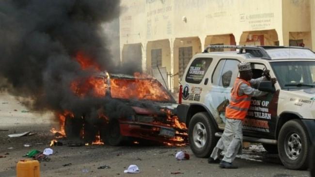 มีผู้เสียชีวิต ได้รับบาดเจ็บจำนวนมากจากเหตุระเบิดฆ่าตัวตายในแคเมอรูนและอิรัก - ảnh 1