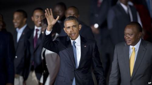 สหรัฐและเคนย่าเห็นพ้องกันที่จะกระชับความร่วมมือในหลายด้าน - ảnh 1