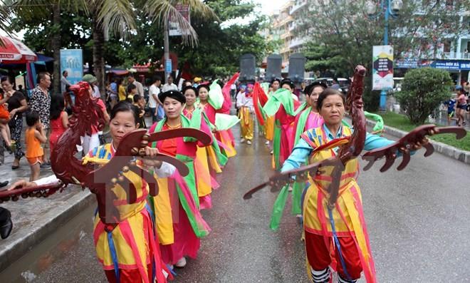 งานวันวัฒนธรรมและการท่องเที่ยวฮานอยในจังหวัดแทงฮว้า - ảnh 1