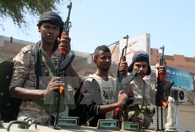 กองกำลังสนับสนุนรัฐบาลเยเมนได้รับชัยชนะในการปะทะในภาคใต้ - ảnh 1