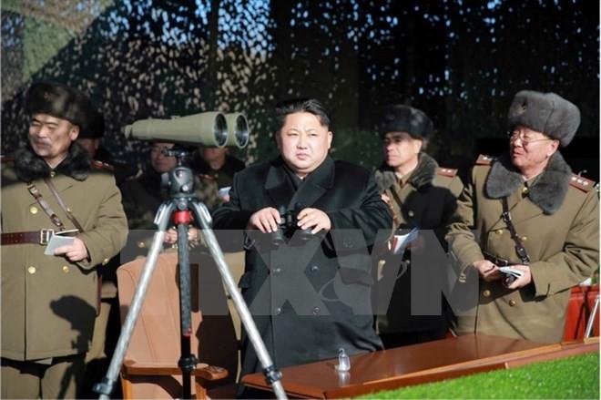 ประชาคมระหว่างประเทศตำหนิการทดลองระเบิดไฮโดรเจนของสาธารณรัฐประชาธิปไตยประชาชนเกาหลี - ảnh 1