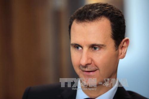 การถอนทหารของรัสเซียจะไม่ส่งผลกระทบในทางลบต่อสถานะของประธานาธิบดีซีเรีย - ảnh 1