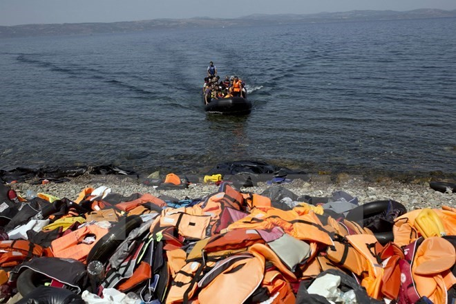 สหประชาชาติมีความวิตกกังวลเกี่ยวกับนโยบายสำหรับผู้ลี้ภัยระหว่างอียูกับตุรกี - ảnh 1