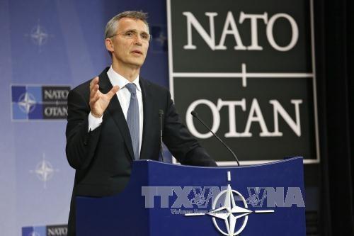 การประชุมระหว่างนาโต้กับรัสเซียจะมีขึ้นหลังการประชุมสุดยอดนาโต้ - ảnh 1