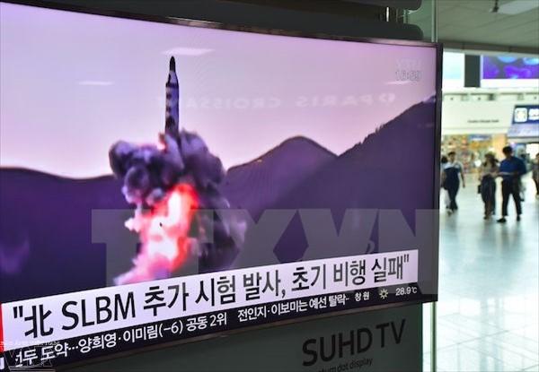 สาธารณรัฐเกาหลีและสหรัฐจะกระชับความร่วมมือเพื่อรับมือกับความทะเยอทะยานด้านนิวเคลียร์ของเปียงยาง - ảnh 1