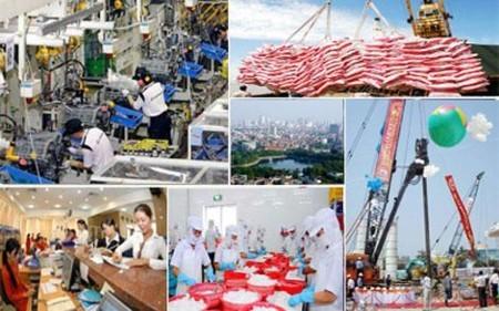 เวียดนามพยายามบรรลุเป้าหมายการขยายตัวด้านเศรษฐกิจในปี 2016 - ảnh 1