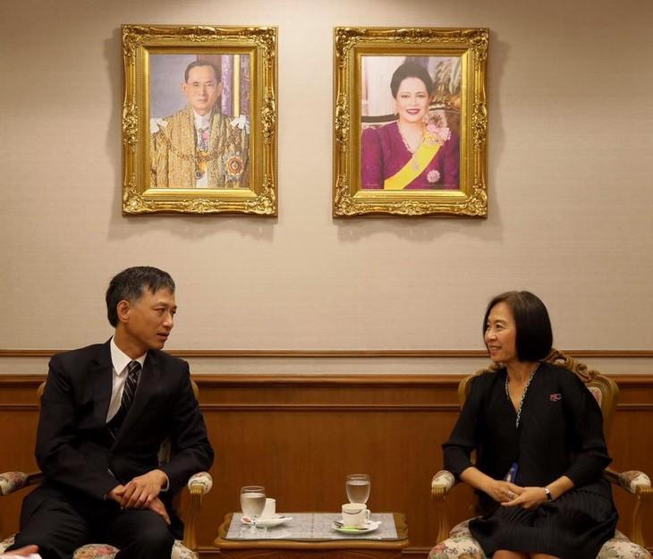 ประมวลความสัมพันธ์ระหว่างวน.กับไทยประจำเดือนมีนาคมปี 2017 - ảnh 4
