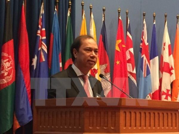 """เวียดนามเข้าร่วมการสนทนา """"ปฏิบัติการทางทิศตะวันออก"""" ณ ประเทศอินเดีย - ảnh 1"""