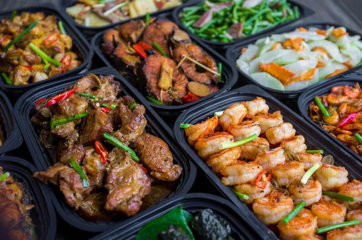 ค้นคว้าวัฒนธรรมอาหารในกรุงฮานอยใน 1 วัน (ตอนที่ 2 - อาหารมื้อเที่ยง) - ảnh 1